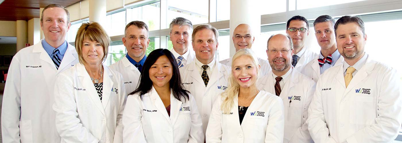 Urologists Appleton, Neenah, New London, Oshkosh, Waupaca